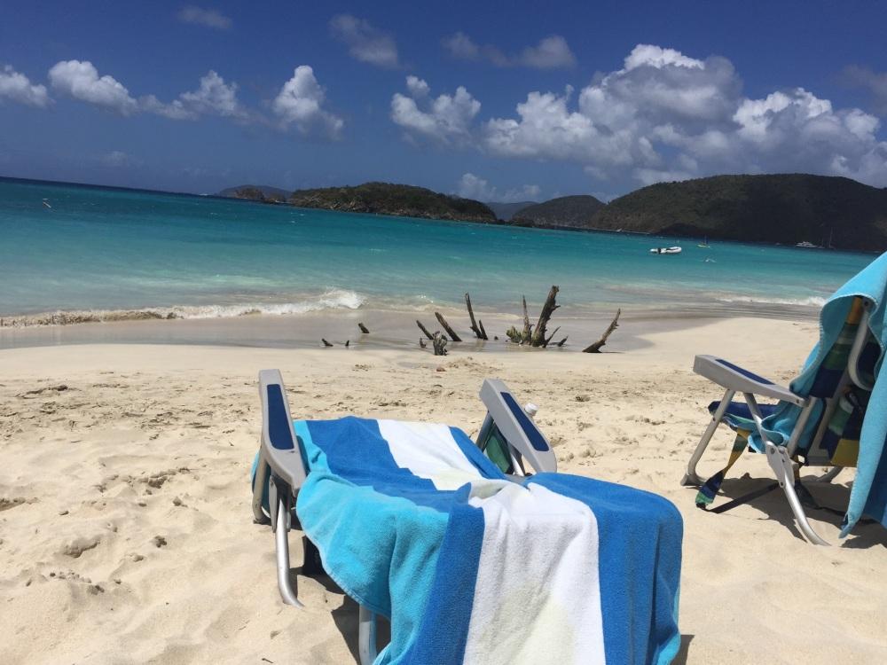 Beach Chair at cinnamon wp